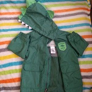 Dinosaur Hunter Jacket